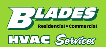 Blades HVAC Services, Inc. Logo